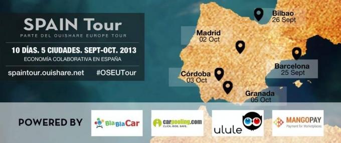Los beneficios de la economía colaborativa para las ciudades - OuiShare Europe Tour