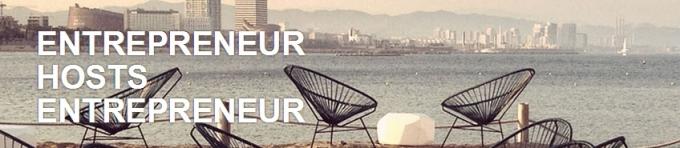 """Airbnb lanza el proyecto """"Entrepreneur Hosts Entrepreneur"""" en Barcelona"""