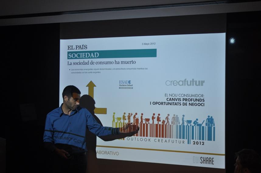 esade consumo colaborativo albert canigueral En ESADE Compartir es rentable (y sostenible)