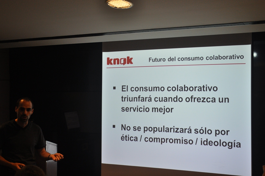 esade consumo colaborativo knok En ESADE Compartir es rentable (y sostenible)
