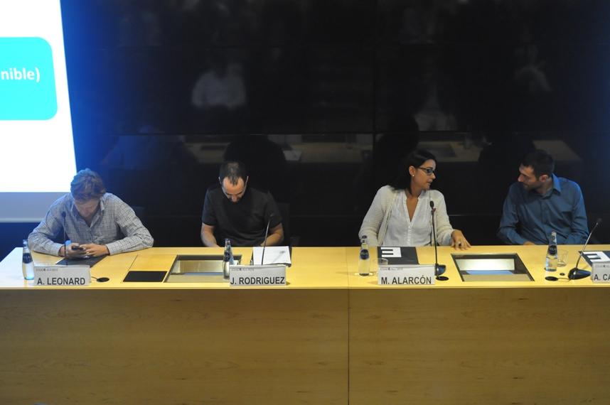 esade consumo colaborativo mesa En ESADE Compartir es rentable (y sostenible)