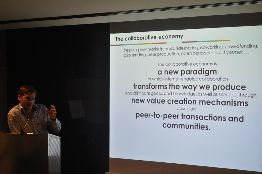 esade consumo colaborativo ouishare antonin 1 En ESADE Compartir es rentable (y sostenible)