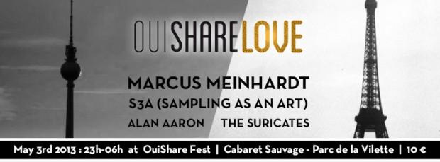 OuiShare Love
