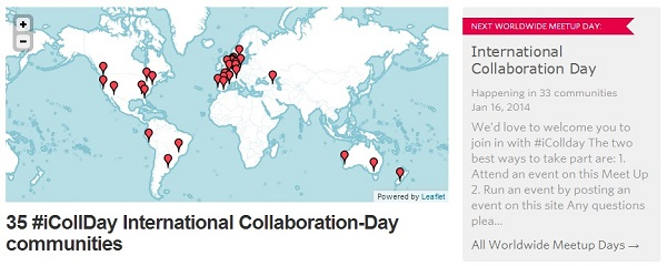 International Collaboration Day