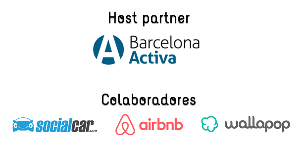 Patners OuiShare Fest Barcelona