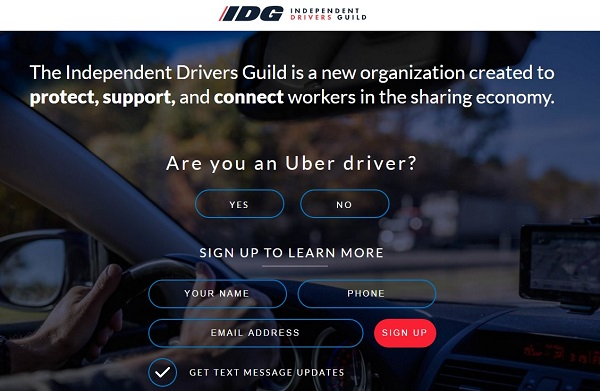 Independent Drivers Guild