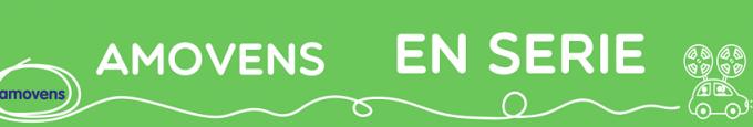 El coche compartido se convierte en series web de la mano de Amovens