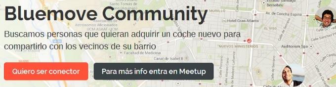 Bluemove Community: la evolución del carsharing para hacerlo P2P