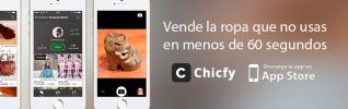 Chicfy lanza para iPhone y dobla usuarias en 10 días