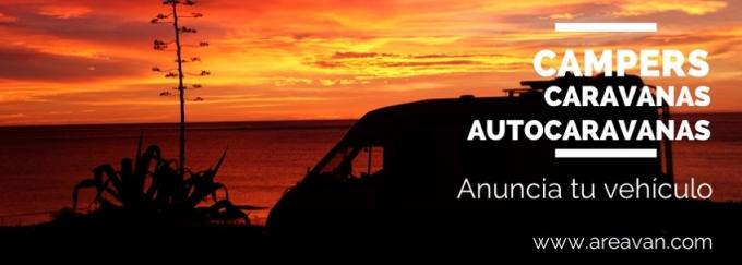Areavan: alquiler de autocaravanas entre particulares