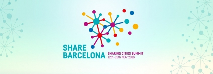 Call for projects Sharing Cities Summit Barcelona hasta 10 de septiembre
