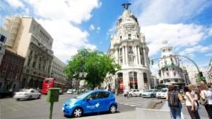 Bluemove en Madrid