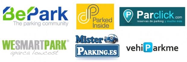 Startups para aparcar