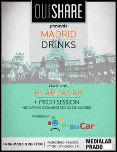 OuiShare Drinks Madrid #2