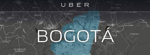Uber Bogota