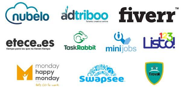 Varios marketplaces para trabajos freelance