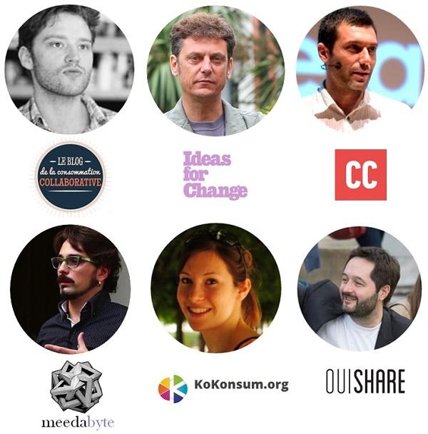Formadores - Los negocios en la era colaborativa