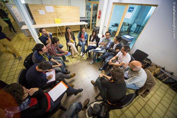Imagen de la conferencia de 2013