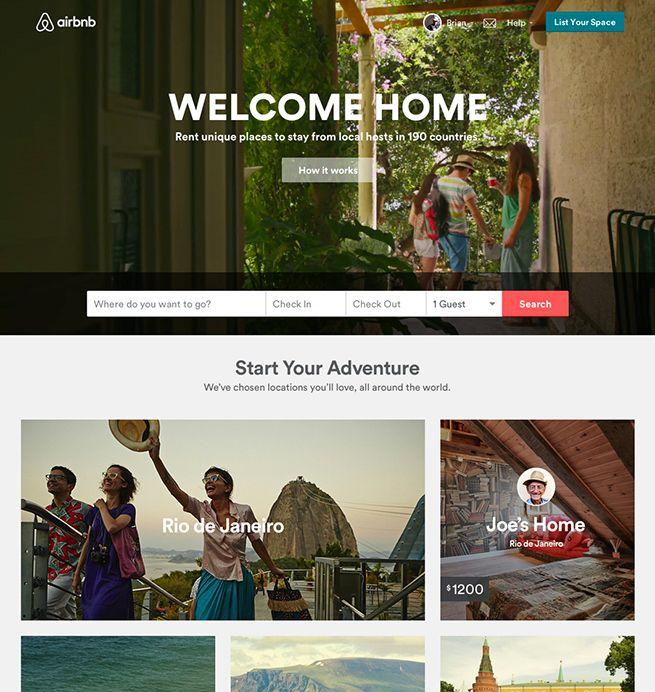 El nuevo Airbnb