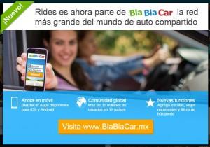 BlaBlaCar en México!
