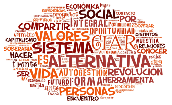 Imagen: Cooperativa Integral Aragonesa