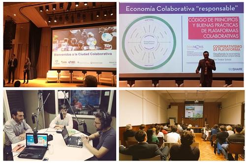 Ciudades colaborativas en Argentina
