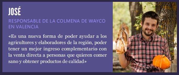Jose Colmena Valencia Wayco