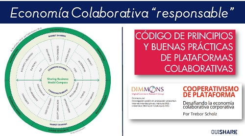 Economía Colaborativa Responsable