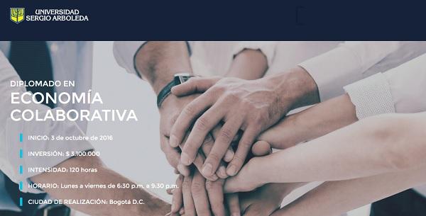 Sergio Arboleda - Economía Colaborativa
